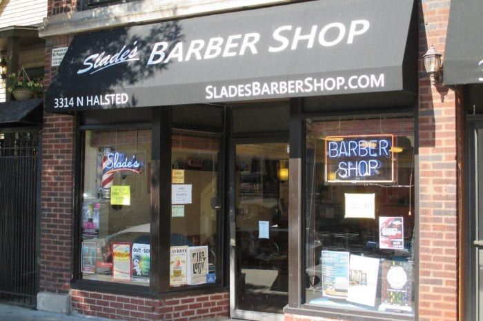 Slade's Barber Shop