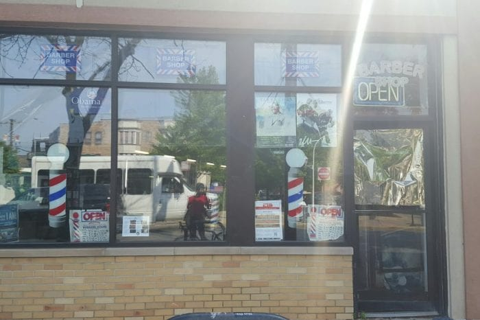 Terrell's Afro Barber Shop