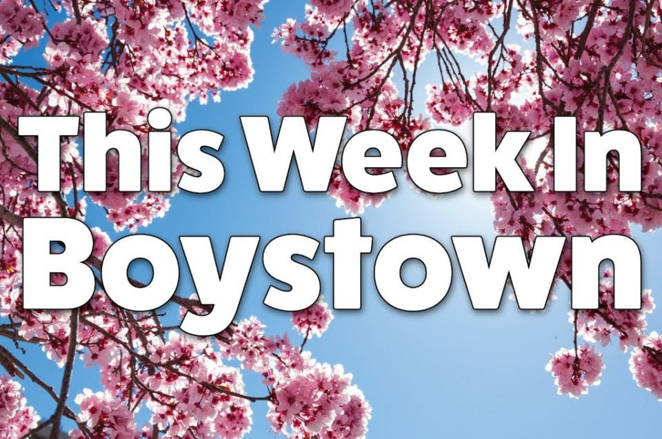 This Week In Boystown – May 19-25