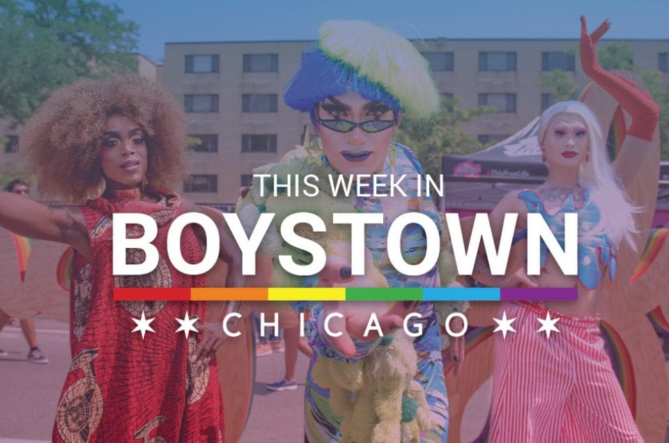 This Week in Boystown | 8/17 – 8/23