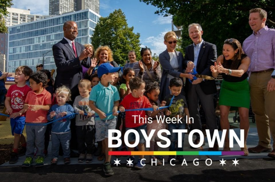This Week in Boystown - Come Out and Play 10/12