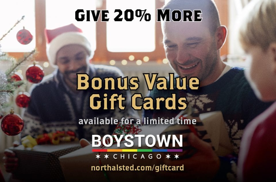 This Week in Boystown - Thanksgiving
