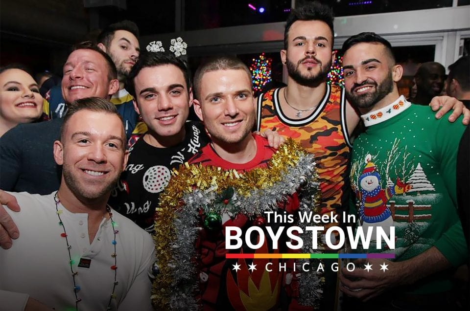 T'was the Week Before Christmas in Boystown